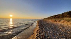 Flower Creek Dunes Nature Preserve Is An Unspoiled Outdoor Treasure In Michigan