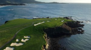 Named America's #1 Golf Course, Pebble Beach In Northern California Is A Golf Destination Like No Other