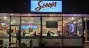 Scoops In North Bend, Oregon Has Over 100 Flavors Of Ice Cream, And They're All Homemade