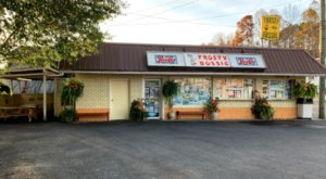 Five Dollars Will Buy You An Entire Meal From Frosty Bossie, A Must-Try Burger Joint In Southwestern Virginia