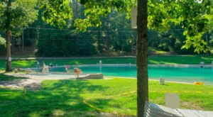 Red Clay Resort Swimming Hole In Georgia Is Spring-Fed Fun For The Whole Family