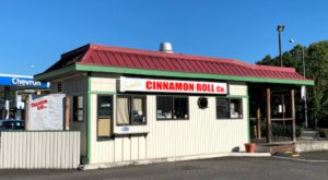 Devour The Best Homemade Sticky Buns At This Drive Thru Bakery In Washington