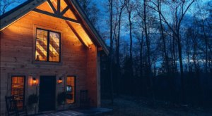 Experience The Tiny House Life In This Trendy Indiana Airbnb