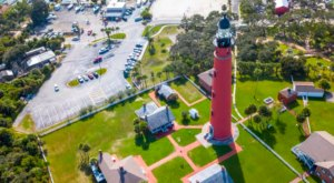 Visit The Ponce Inlet Lighthouse In Florida For A 130-Year-Old History Lesson