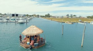 7 Places In Metro Detroit That Are Like A Caribbean Paradise In The Summer