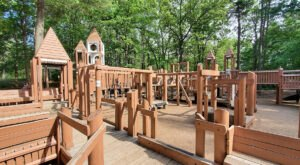 If You Have An Imagination And Love For Fairytales This New Hampshire Playground Is A Dream Come True