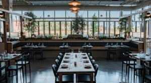 There's A New Garden-Themed Restaurant In Rhode Island, And It's Gorgeous