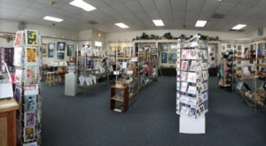 You'll Find The Most Unique Handmade Treasures At This Lovely Art Gallery And Gift Shop In Lebanon, Oregon