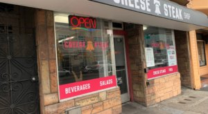 Get Yourself An Authentic Philly Cheesesteak At The Cheese Steak Shop In Northern California