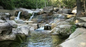 Cool Off This Summer With A Visit To These 7 New Hampshire Waterfalls