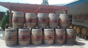Sip Award-Winning Wine In The Flathead Valley At Glacier Sun Winery In Montana
