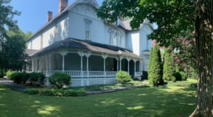 Explore Truly Unique Tennessee History At The Beautifully Preserved Falcon Rest Mansion