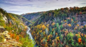 Tallulah Gorge State Park Is The Single Best State Park In Georgia And It's Just Waiting To Be Explored