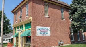 Since 1929 Underbrink's Bakery Has Provided Mouthwatering Sweet Treats To Generations Of Illinoisans