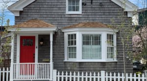 Sleep In A Historic Cottage From The 1890s At This Charming Rhode Island Abode