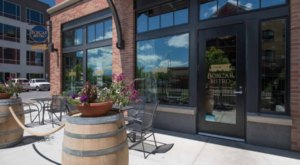 Enjoy A Truly Unique Dining Experience At Boxcar Bistro In Montana