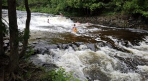 Cool Off This Summer With A Visit To These 7 Michigan Waterfalls