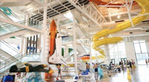 One Of Oregon's Coolest Aqua Parks, Wings And Waves Waterpark Will Make You Feel Like A Kid Again