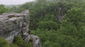 Rocks State Park Offers An Easy Hike In Maryland That Takes You To An Unforgettable View