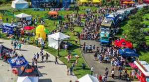 Pile Your Plate High With Mouthwatering Eats At This Iconic Food Festival In Connecticut