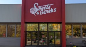 Sweets & Geeks, Just South Of Cleveland, Is A Fun-Filled Stop On Any Road Trip
