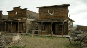 Old Trail Town Is An Inexpensive Road Trip Destination In Wyoming That's Affordable