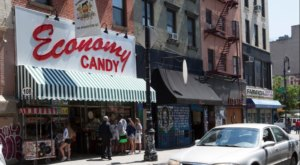 Get A Sugar Rush And Explore Thousands Of Candies At Economy Candy In New York