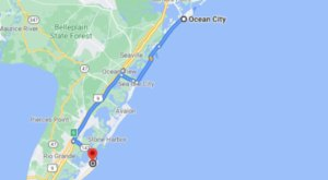 Hop In Your Car And Take Ocean Drive For An Incredible 47-Mile Scenic Drive In New Jersey