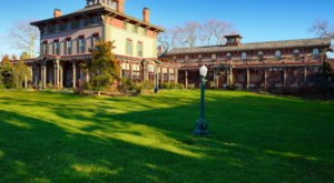 You'll Feel Like You Stepped Back In Time When You Book A Room At This Opulent New Jersey Mansion