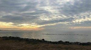 Walk Or Ride Alongside The Ocean On The 9-Mile Sandy Hook Multi-Use Pathway In New Jersey