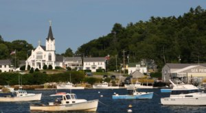 With Attractions Galore, The Small Town Of Boothbay Harbor, Maine Is Perfect For A Family Getaway