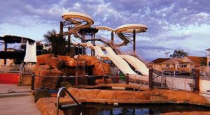 One Of New Jersey's Coolest Aqua Parks, Runaway Rapids Will Make You Feel Like A Kid Again