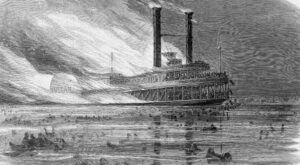 Tennessee's Sultana Disaster Is One Of The Worst Disasters In U.S. History