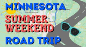 Drive To 9 Incredible Summer Spots Throughout Minnesota On This Scenic Weekend Road Trip