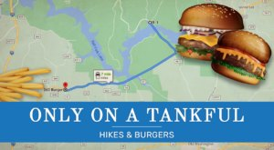 10 Summer Day Trips In Ohio That Feature Mouthwatering Burgers And Scenic Hiking Trails
