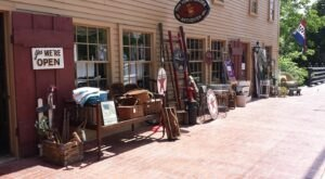 Discover A Treasure Trove Of Antiques At The Town Trader In Rhode Island