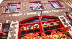 Both A Restaurant And Fire Station, South Dakota's Firehouse Brewing Is An Underrated Day Trip Destination