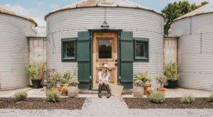These Arkansas Grain Bins Are Hiding Pippa's Bin, A Delightful Antique Shop
