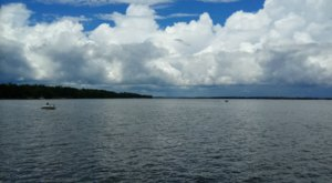 Sneak Away To Santee State Park In South Carolina For A Waterfront Weekend Of Rest And Relaxation