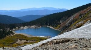 Summer Doesn't Begin Until You Hike Colorado's Short And Sweet St. Mary's Glacier