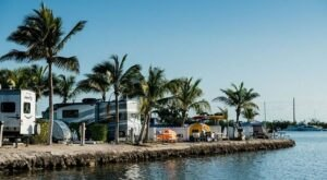 This Resort RV Park In Florida Was Recently Named One Of The Most Beautiful In The Country