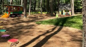 Spend A Magical Afternoon At Annmarie Sculpture Garden In Maryland