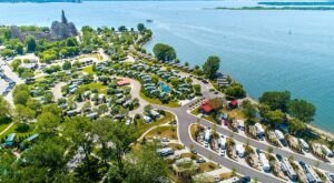 This Resort RV Park In Ohio Was Recently Named One Of The Most Beautiful In The Country