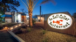Arizona's Only Underground Restaurant, The Salt Cellar Serves Up Truly Mouthwatering Seafood