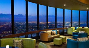 You'll Love A Trip To This Arizona Restaurant Above The Clouds