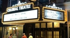 The Colonial Theatre Might Just Be The Most Haunted Theater In New Hampshire