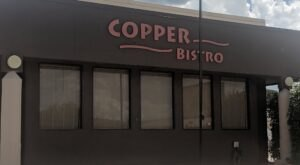 The Daily Specials At Copper Bistro In Arizona Are A Delicious Blast From The Past