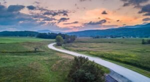 Hop In Your Car And Take The Green Mountain Byway For An Incredible 71-Mile Scenic Drive In Vermont