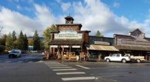 The Charming Town Of Winthrop, Washington Is Picture-Perfect For A Weekend Getaway