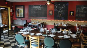Bring Your Favorite Wine To Rhode Island's Cafe Vino And Toast To Tasty Italian Cuisine